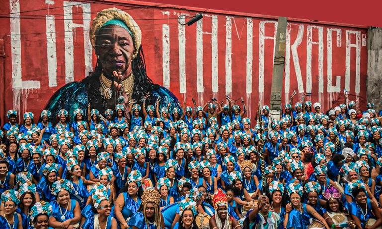 Proposta da vereadora Luana Alves, foi aprovada na câmara homenagem ao Ilú Obá de Min
