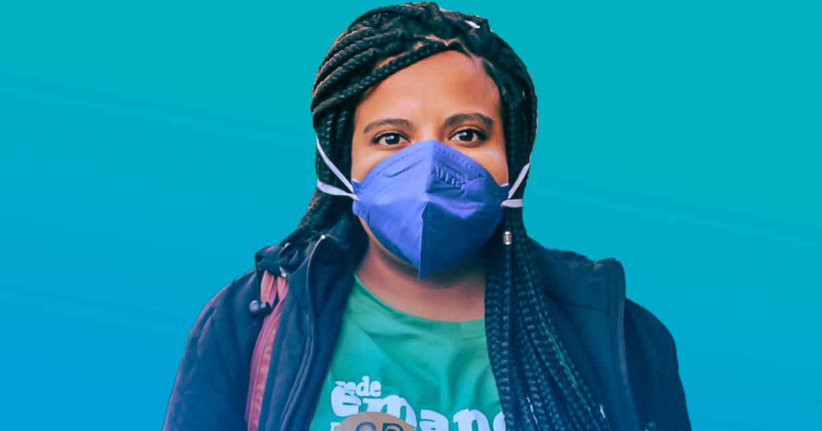PFF2 para todes: vereadora Luana propõe projeto de distribuição gratuita de máscaras adequadas